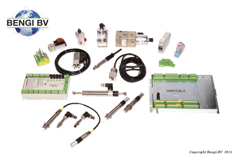 electrical wartsila 32 parts