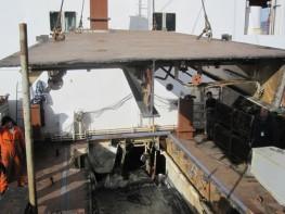 Hanshin crankshaft repair