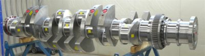Wartsila L32 Crankshaft
