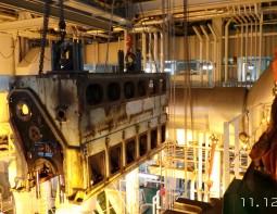 MAN-Hyundai Renew Block und Kurbelwelle Niederlande