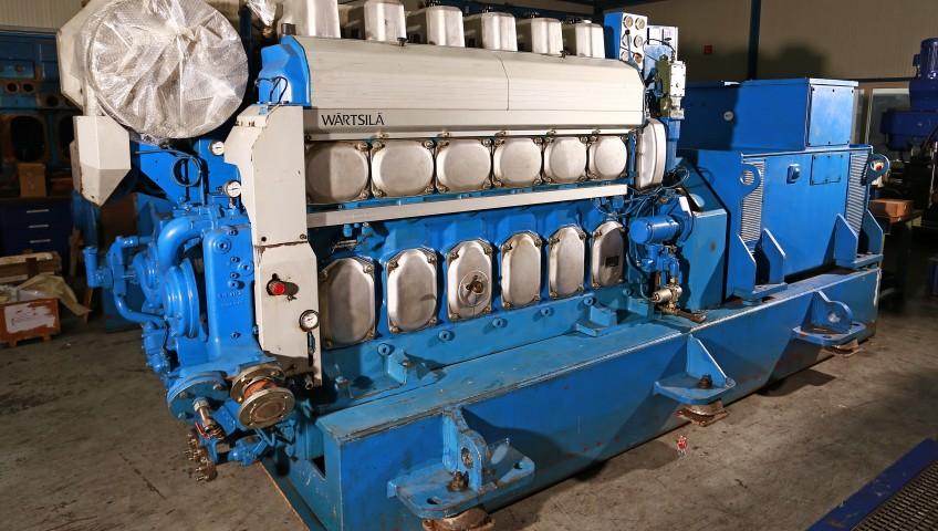 2  3 Complete Wartsila 6L20 Engines - Bengi