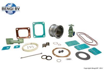 HANSHIN spare parts LF58