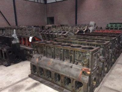 Engine blocks bengi