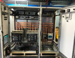 Electrical Workshop : Build of a New Switchboard