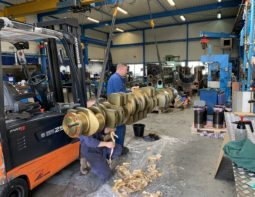 Wartsila W8L20 Repair and Overhaul