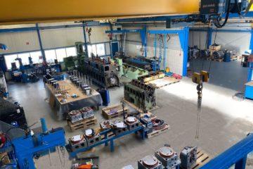 Workshop Repair Services